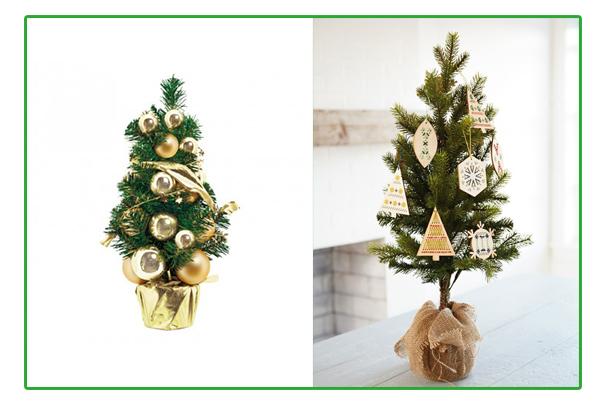 Árbol de navidad pequeño